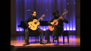 Christian Vargas y German Escobar - Suite Italiana (Mario Gangi)