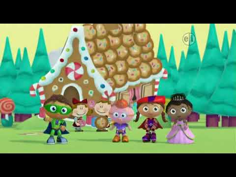 Super Why S01e02 Hansel And Gretel Part 01 Youtube