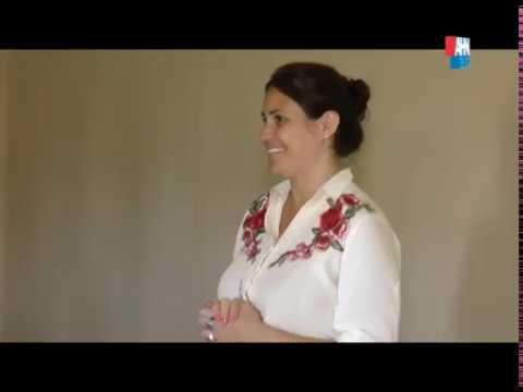 LETICIA VENTIMIGLIA   GONZALO DONADIO   CHARLA SOBRE EDUCACION VIAL EN EL CICI DEL BARRIO ALCIRA DE