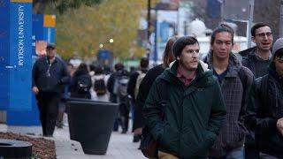 Ryerson University students oppose Holocaust Education Week
