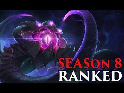 Lets Go Ranked | VelKoz | Season 8