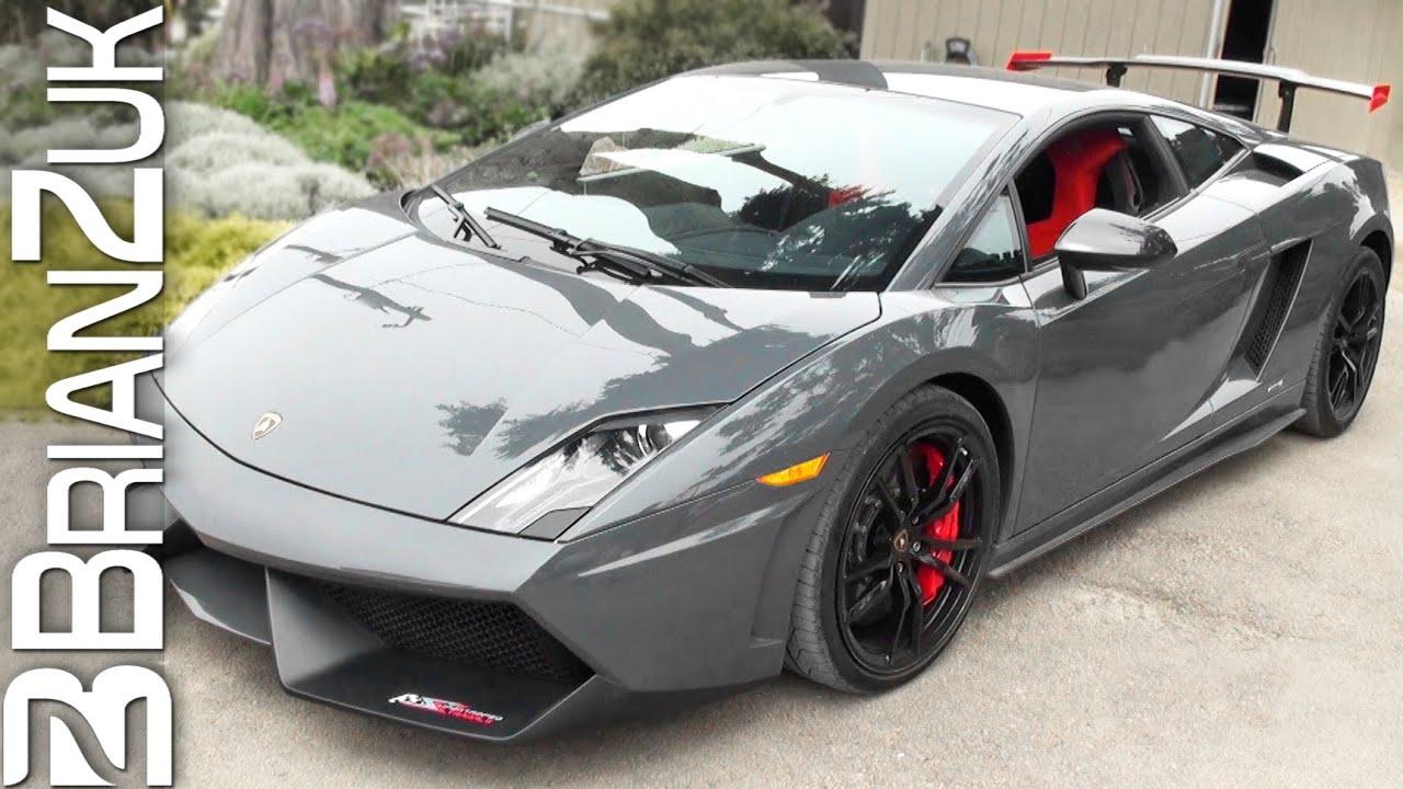 Exceptional Lamborghini Gallardo LP570 4 Super Trofeo Stradale Ride   YouTube