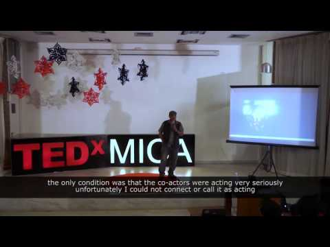 Theater is a calling not a profession | Piyush Mishra | TEDxMICA