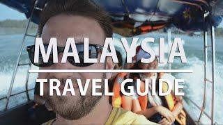 Travel Guide to Malaysia (Kuala Lumpur and Terengganu)