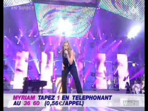 Myriam Abel : Left outside alone (Nouvelle Star)