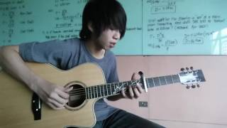TT - Twice (Acoustic Guitar Short Cover)
