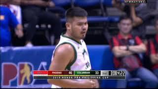 PBA Philippine Cup 2019 Highlights: Phoenix vs Columbian Jan. 23, 2019
