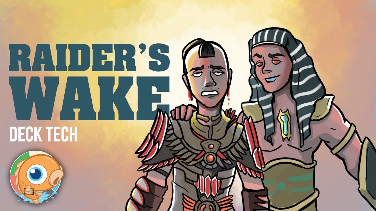 4 Raider/'s Wake