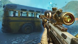 NUKETOWN ZOMBIES REMAKE EASTER EGG! This map is crazy... (Call of Duty Custom Zombies)