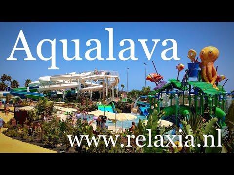 Aqualava Waterpark // Lanzarote // Playa Blanca // WWW.RELAXIA.NL , officiële NL website Relaxia