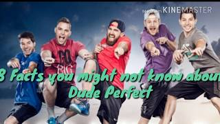 Video 8 Facts you may have not known about Dude Perfect. download MP3, 3GP, MP4, WEBM, AVI, FLV Agustus 2018