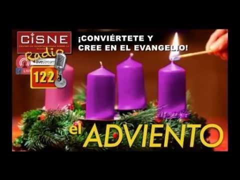 122 CISNE Radio el Adviento la corona, fuerte llamado a la conversión santo cura de Ars