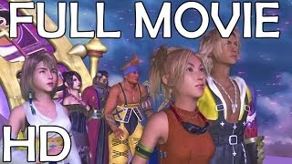 Final Fantasy X HD Remaster - The Movie - Marathon Edition (All Cutscenes/Story)