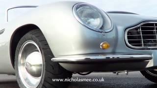 NicholasMee DB Junior Classic(Дилер классических Aston Martin -- Nicholas Mee & Co -- представил уникальную модель. Она называется DB Convertible Junior и предназ..., 2014-02-01T08:42:12.000Z)