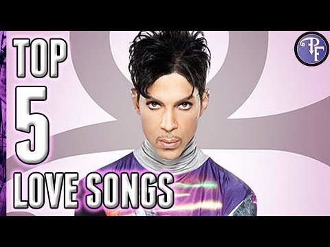Prince's Top 5 Love Songs (with Kimberly Frazier)