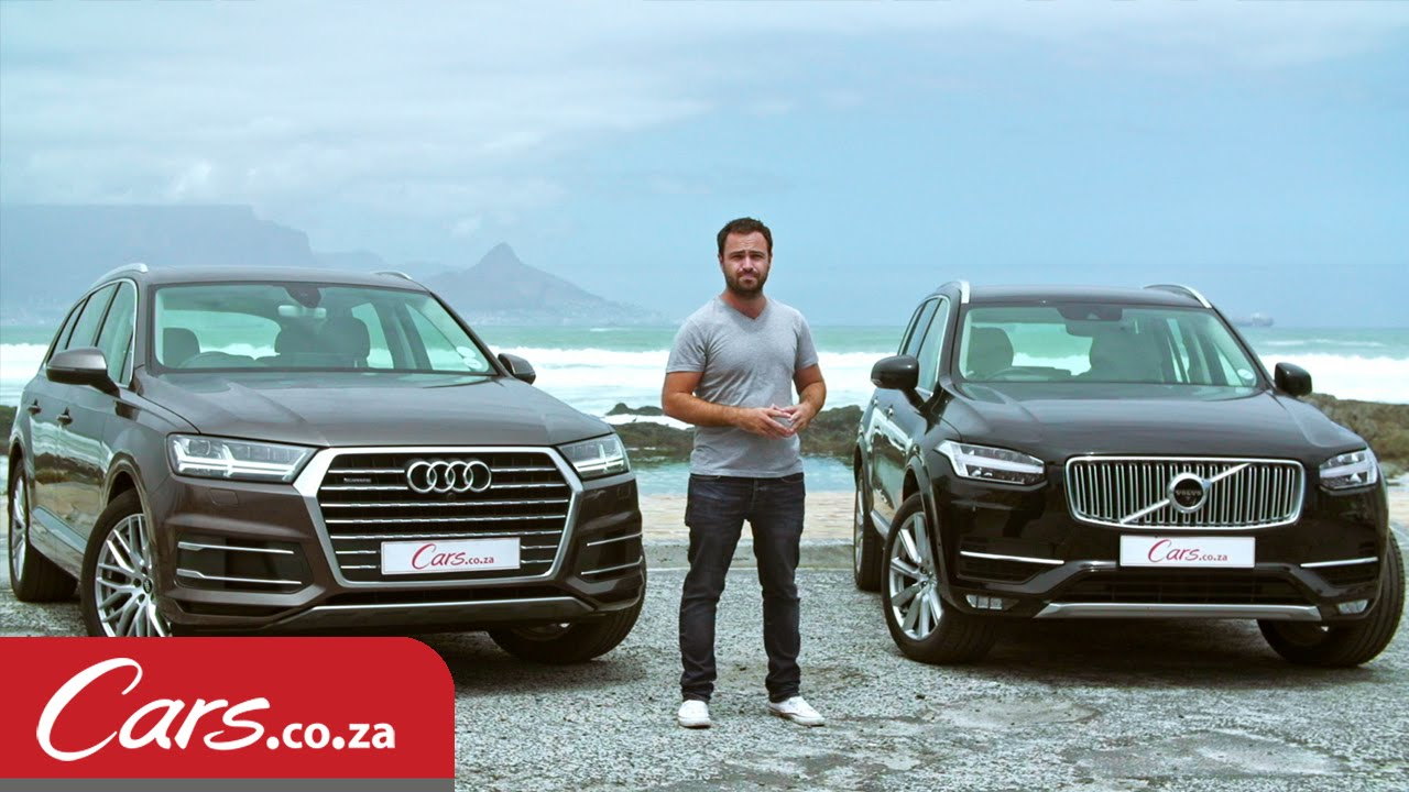 Q7 Review >> New Audi Q7 vs Volvo XC90 – Detailed Review And Comparison - YouTube