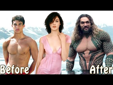 Justice League Cast ★ Before And After