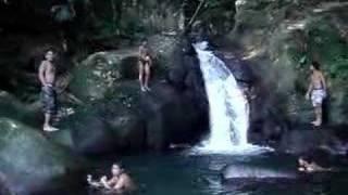 Busay Falls of Pintuyan, Southern Leyte