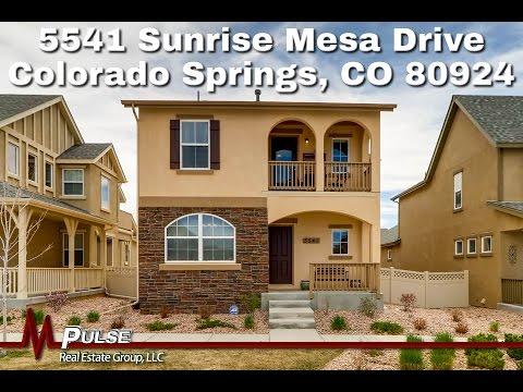 5541 Sunrise Mesa Dr. - Colorado Springs, CO 80924 - MLS# 3787433