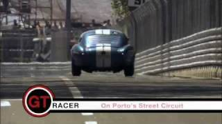 "GT Racer, Season 1, ""On Porto's Street Circuit,"" Trailer"
