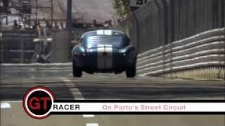 "GT Racer, Season 1, ""On Porto's Street Circuit,"" Trailer"