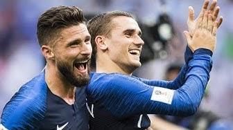 Frankreich - Belgien 1:0 - die Highlights | FIFA WM 2018