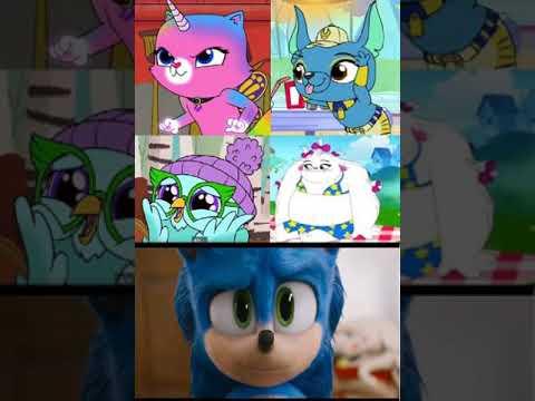 Sonic Trailer 2 2020 Youtube
