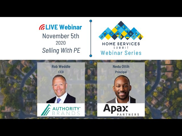 Rob Weddle and Nedu Ottih Talk About Selling and Buying Franchises - Webinar Ep. 1