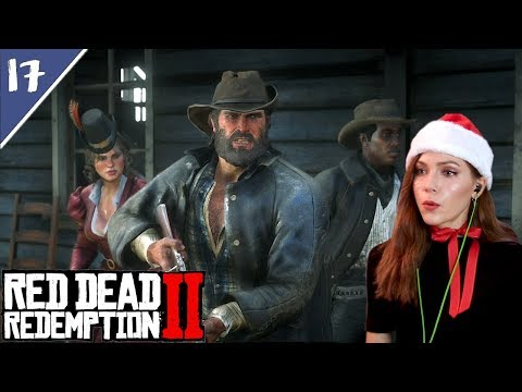 Bank Heist, Trelawny & Debts | Red Dead Redemption 2 Pt. 17 | Marz Plays thumbnail