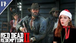 Bank Heist, Trelawny & Debts | Red Dead Redemption 2 Pt. 17 | Marz Plays