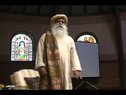 Sadhguru Jaggi Vasudev's talk at Dartmouth