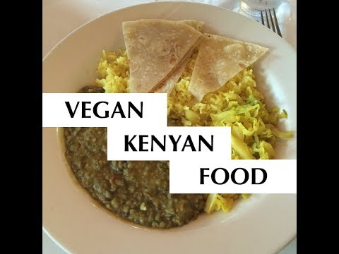 EATING VEGAN at The Palace International - Durham, NC