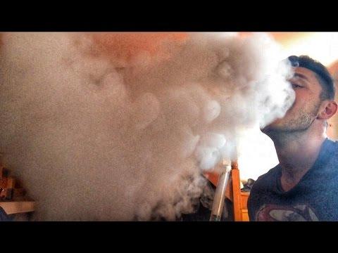 TUTO CHICHA , pour un gros nuage de fumée - YouTube