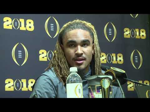 Jalen Hurts on criticism, focus on national championship