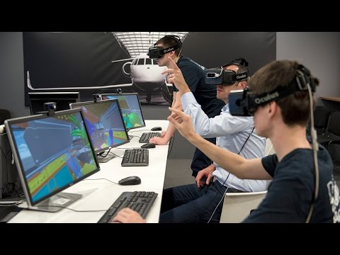 3D MAINTENANCE MAGIC - Virtual reality for immersive training