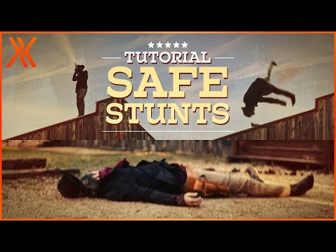 How to create realistic stunt effects | HitFilm Express