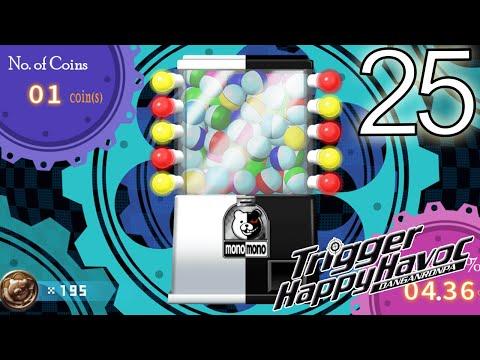 Danganronpa: Trigger Happy Havoc PC Let's Play - Part 25 | Monomono Machine Gifts [PC Playthrough]