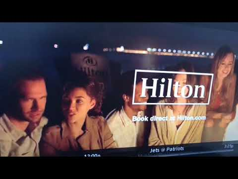 Hilton Hotels Commercial Hides Interracial Couple With Graphics