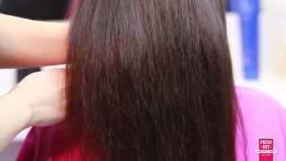 Реконструкция волос. Восстановление. (студия красоты FRESH-ART)
