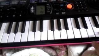 "Gambar cover ""Tsubasa wo kudasai"" en mi teclado!!! | EL VLOG DE NASAKI★ (leer descripcion)"