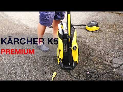 Karcher K5 Premium full control - The best pressure washer a