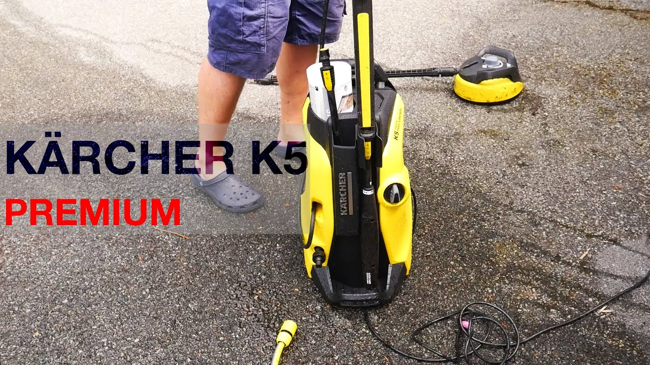 karcher k5 premium full control the best pressure washer around youtube. Black Bedroom Furniture Sets. Home Design Ideas