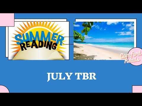 Summer Of Series July TBR - Comfort Reads