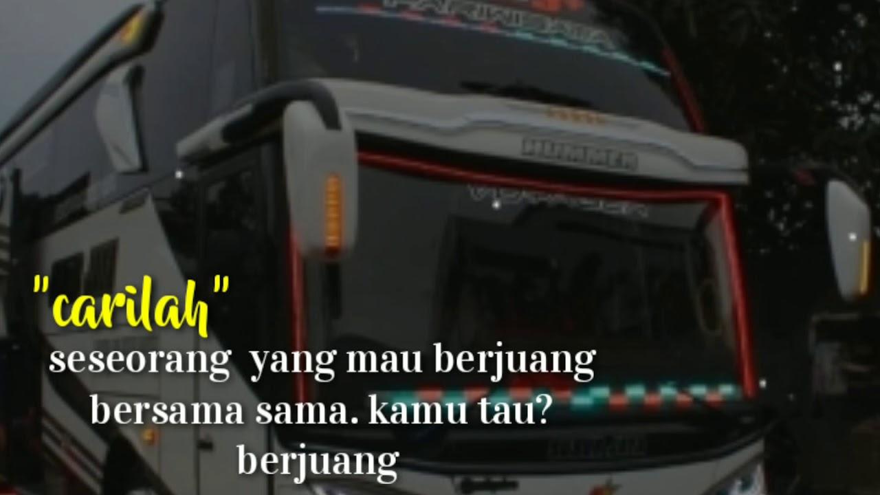 Story Wa Kata Kata Bucin Bus Youtube