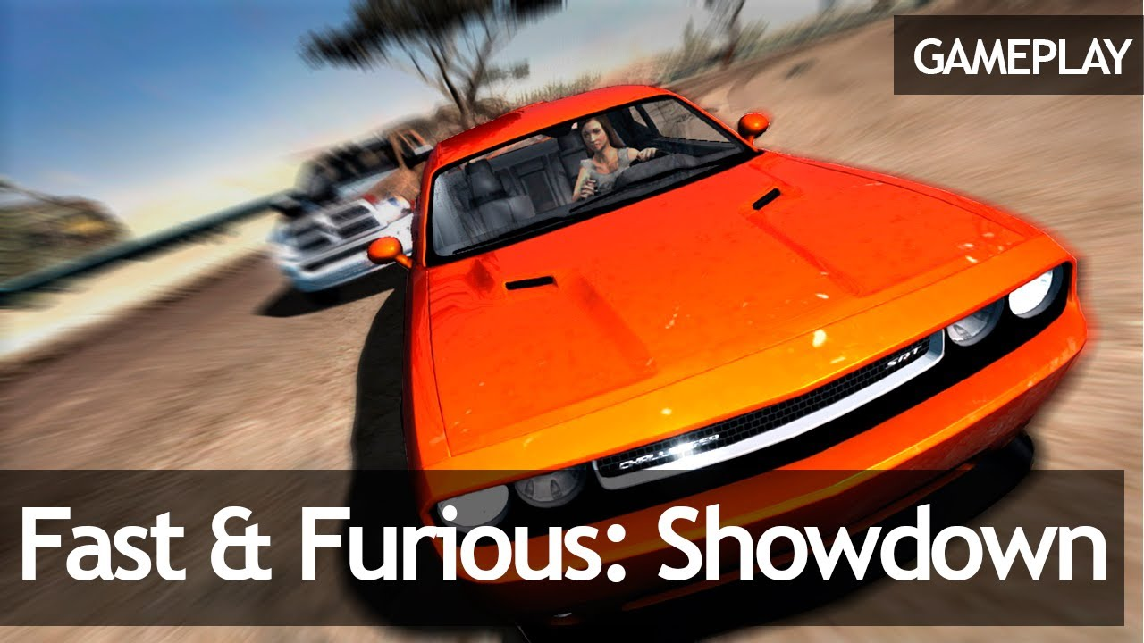 Fast and Furious Showdown Save File Download