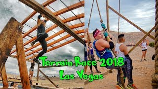 Terrain Race 2018 Las Vegas Obstacle Course Race