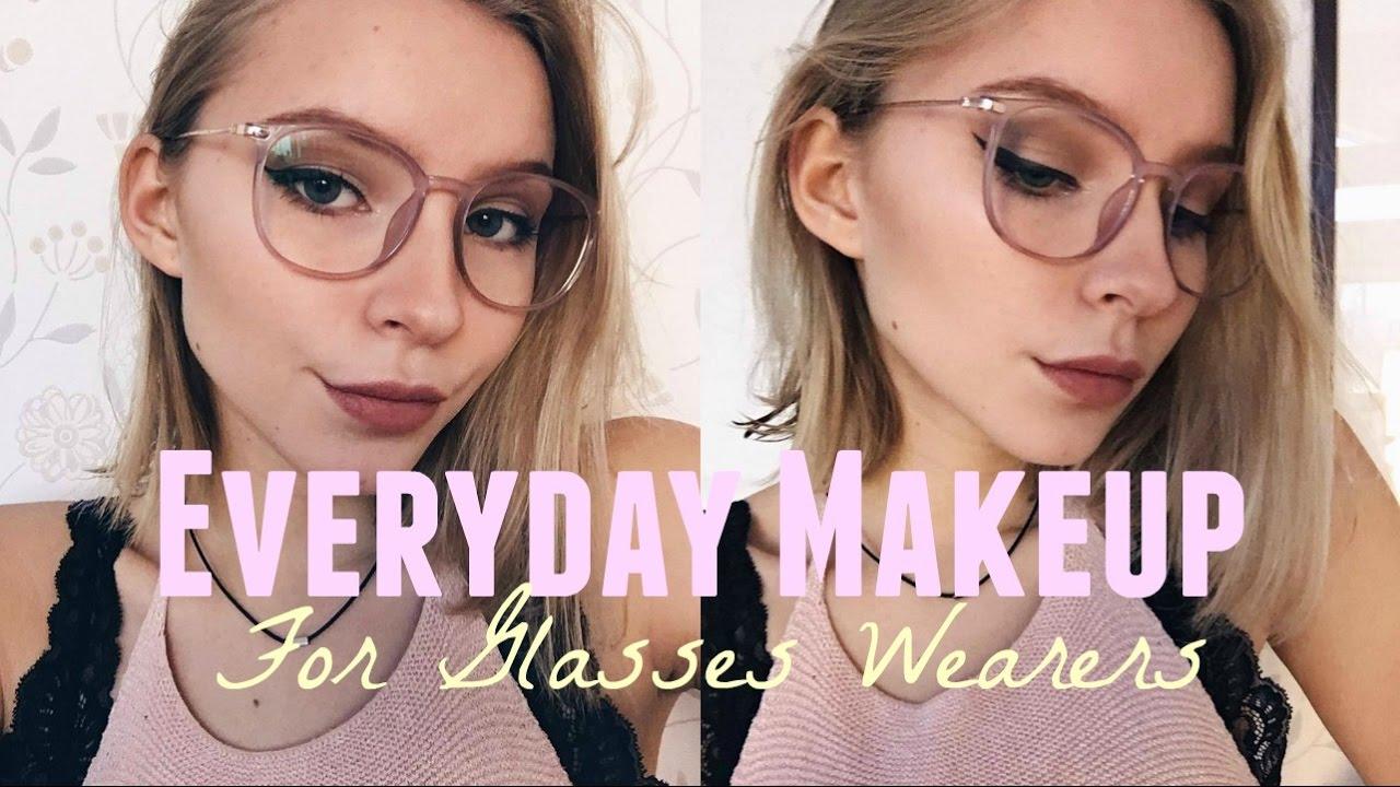 Bobbi Brown's makeup tips for glasses wearers