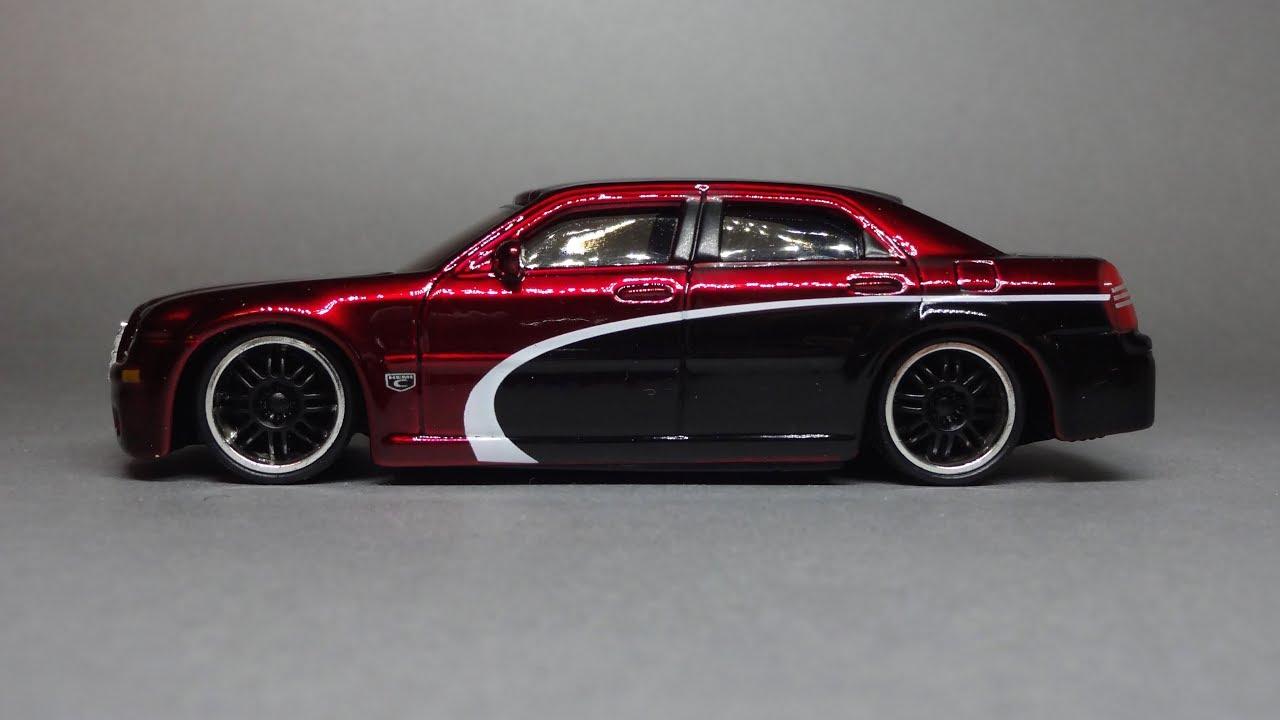 Chrysler 300 Convertible >> Chrysler 300C Hemi 1/43 Bburago Street Tuners & Maisto ...