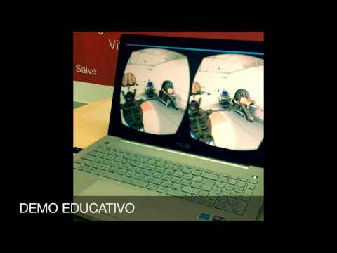 Demostración Realidad Virtual