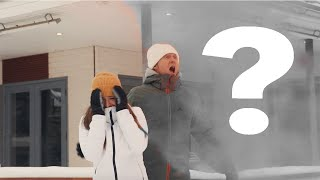 Blizzard Gender Reveal....IT'S A.....! | Baby #2